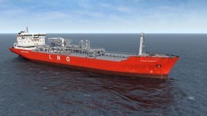 Russia China Natural Gas Energy LNG Tanker