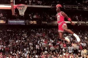 Michael Jordan Soars into Business