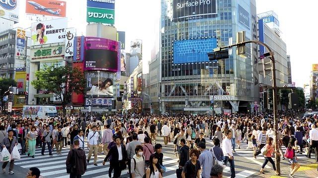 CWAN Japan Stock Exchange NIKKEI Rally
