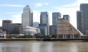 Canary Wharf London CWAN Bexit
